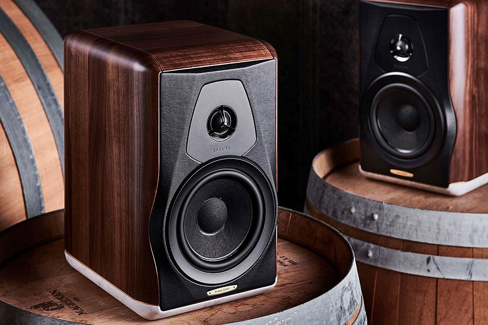 SoundStageAustralia com - Sonus faber Electa Amator III