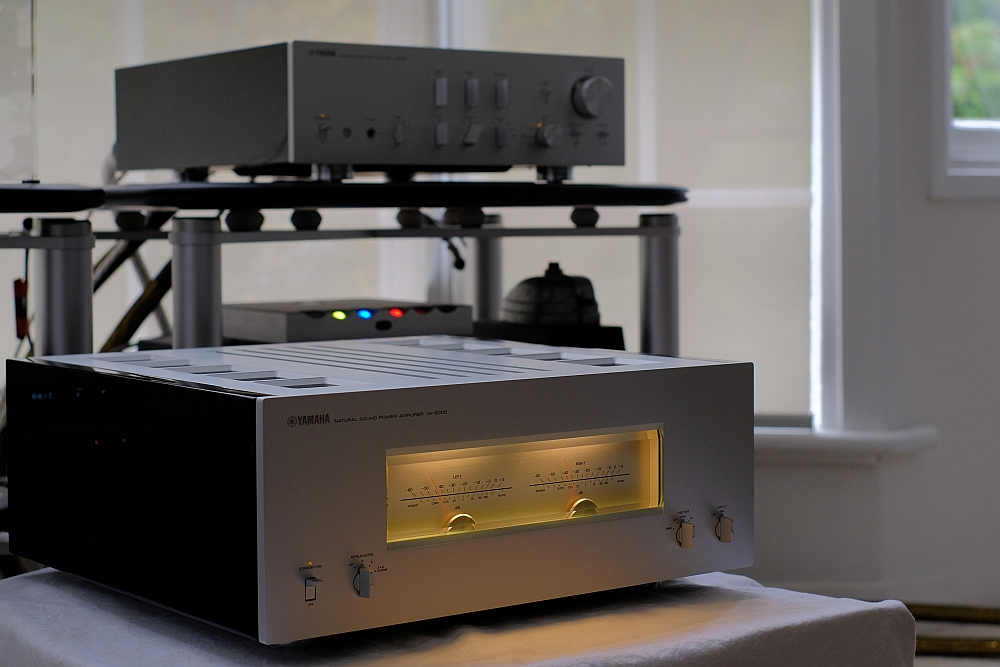 SoundStageAustralia com - Yamaha C-5000 Preamplifier & M-5000 Stereo