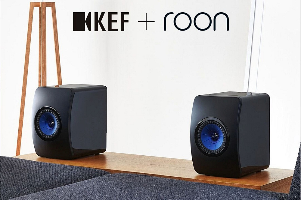 kef ls50 wireless now roon ready. Black Bedroom Furniture Sets. Home Design Ideas